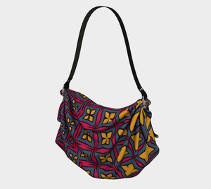 The Stacy Origami Bag-Clash Patterns