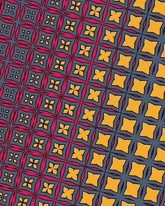 The Stacy Print-at-Home Art Print - Digital Download-Clash Patterns