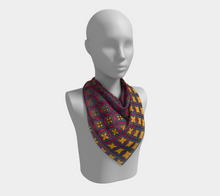 Load image into Gallery viewer, The Stacy Square Scarf