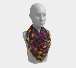 The Stacy Square Scarf