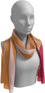 The Sunrise Long Scarf