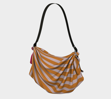 Load image into Gallery viewer, The Sunrise Origami Bag-Clash Patterns