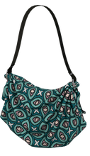 Load image into Gallery viewer, The Tera Origami Bag in Teal