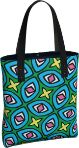 The Tera Tote Bag in Bright