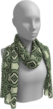 Load image into Gallery viewer, The Tiffany Long Scarf in Avocado Green