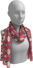 Load image into Gallery viewer, The Tiffany Long Scarf in Pink Lemonade