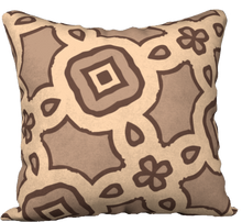 Load image into Gallery viewer, The Tiffany Reversible Pillow in Coffee