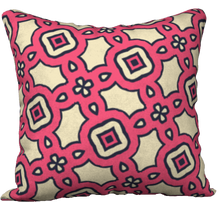 Load image into Gallery viewer, The Tiffany Reversible Pillow in Pink Lemonade