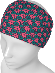 The Veronica Headband in Watermelon