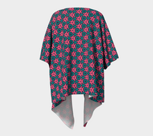 Load image into Gallery viewer, The Veronica Kimono in Watermelon-Clash Patterns
