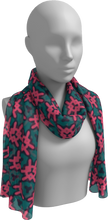 Load image into Gallery viewer, The Veronica Long Scarf in Watermelon