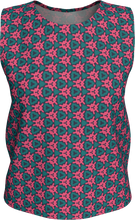 Load image into Gallery viewer, The Veronica Tank Top in Watermelon-Loose Tank Top (Regular)-Clash Patterns by Jennifer Akkermans