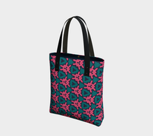 Load image into Gallery viewer, The Veronica Tote Bag in Watermelon-Clash Patterns