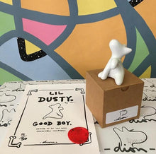Load image into Gallery viewer, Lil Dusty 'Good Boy' Collectible Mini Sculptures