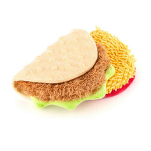 Load image into Gallery viewer, Taco Dog Toy