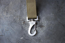 Load image into Gallery viewer, Cotton Canvas Dog Lead Khaki