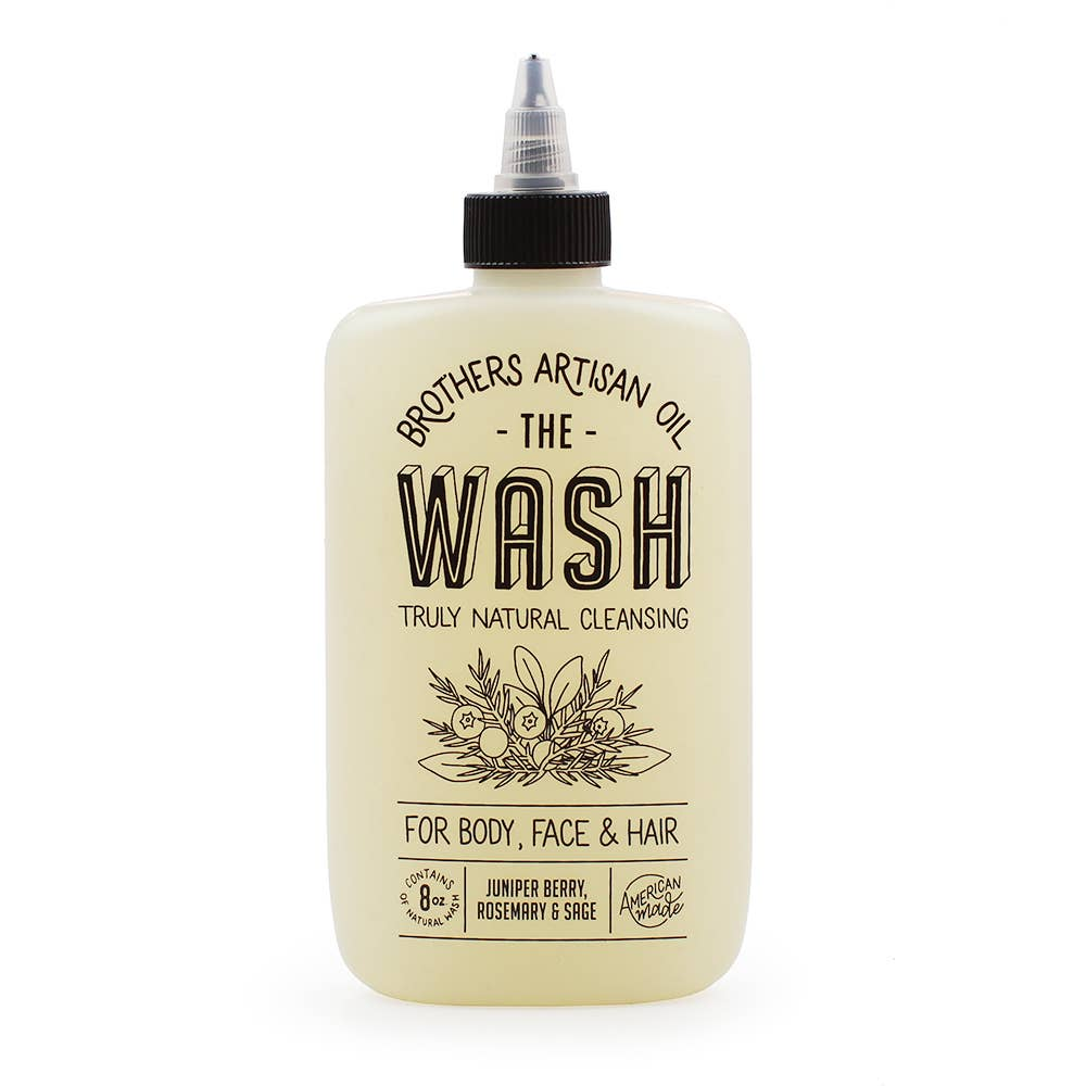 Brothers Artisan Oil - The Wash