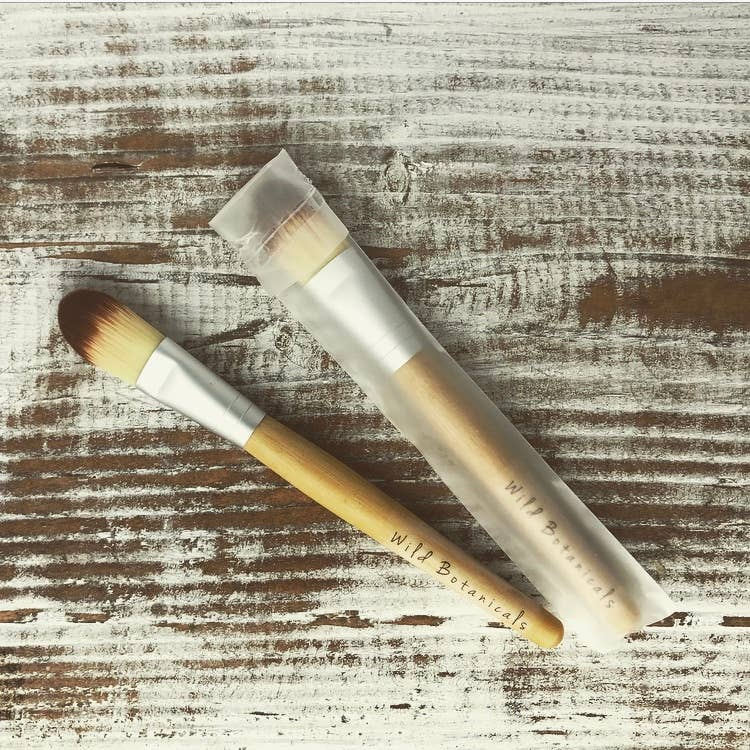 Wild Botanicals - Bamboo Applicator Brush
