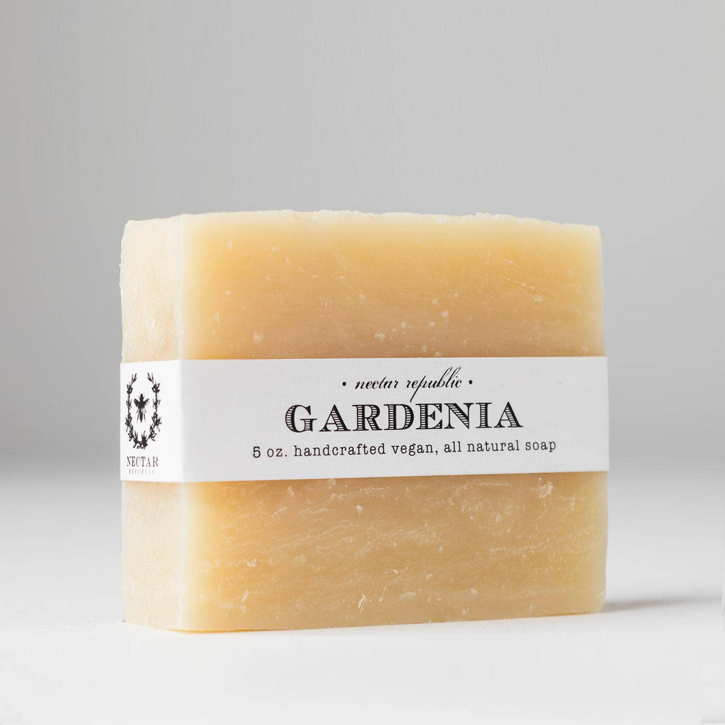 Nectar Republic - Gardenia : Bath Soap