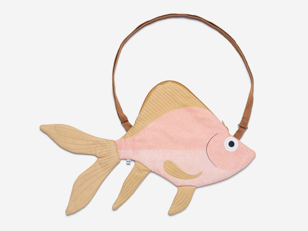 Don Fisher - Pink Goldenfish Bag