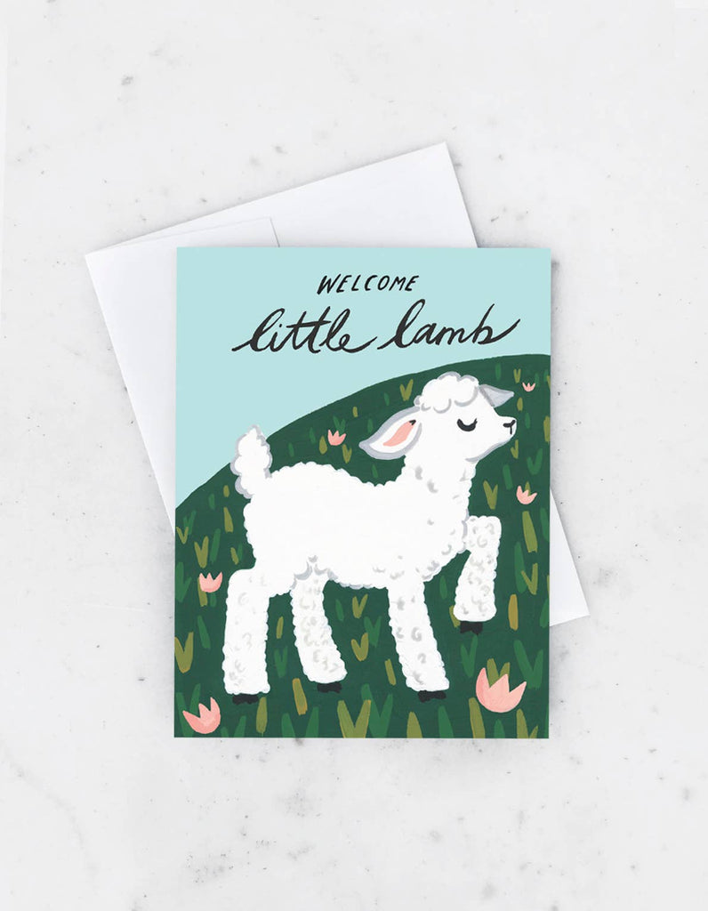 Idlewild - Little Lamb Card