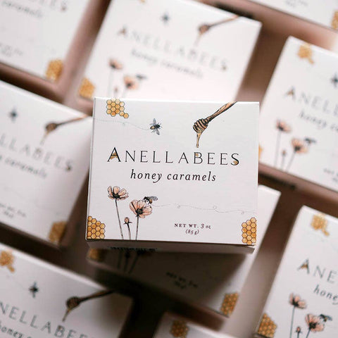 Anellabees - Honey Caramel