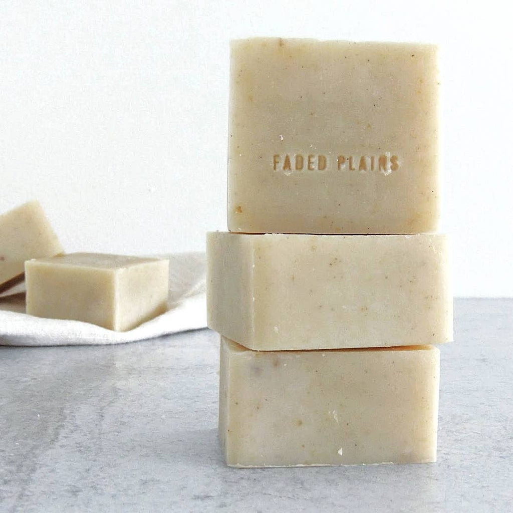 Faded Plains - Field Small Batch Bar Soap