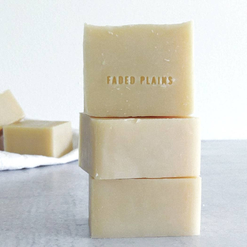 Faded Plains - Ember Small Batch Bar Soap