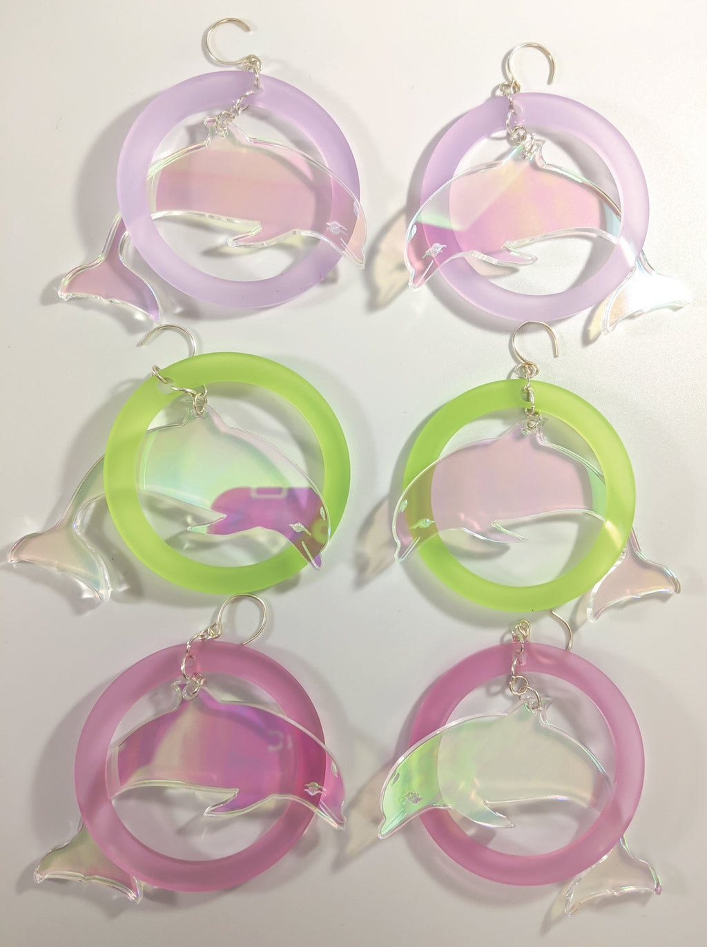 Dolphin Hoops