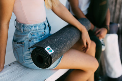Finding the Perfect Yoga Mat Thickness