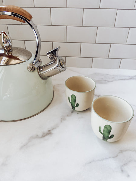 Pistachio Tea Kettle
