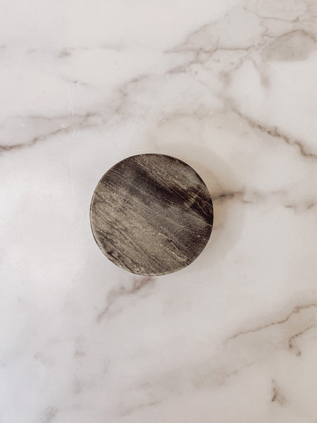 Round Marble Coasters