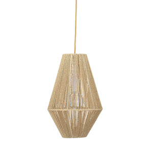 Gold Metallic Twine  Pendant Light