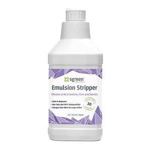 Sgreen Stripper Emulsion Remover by Franmar | ScreenPrinting.com