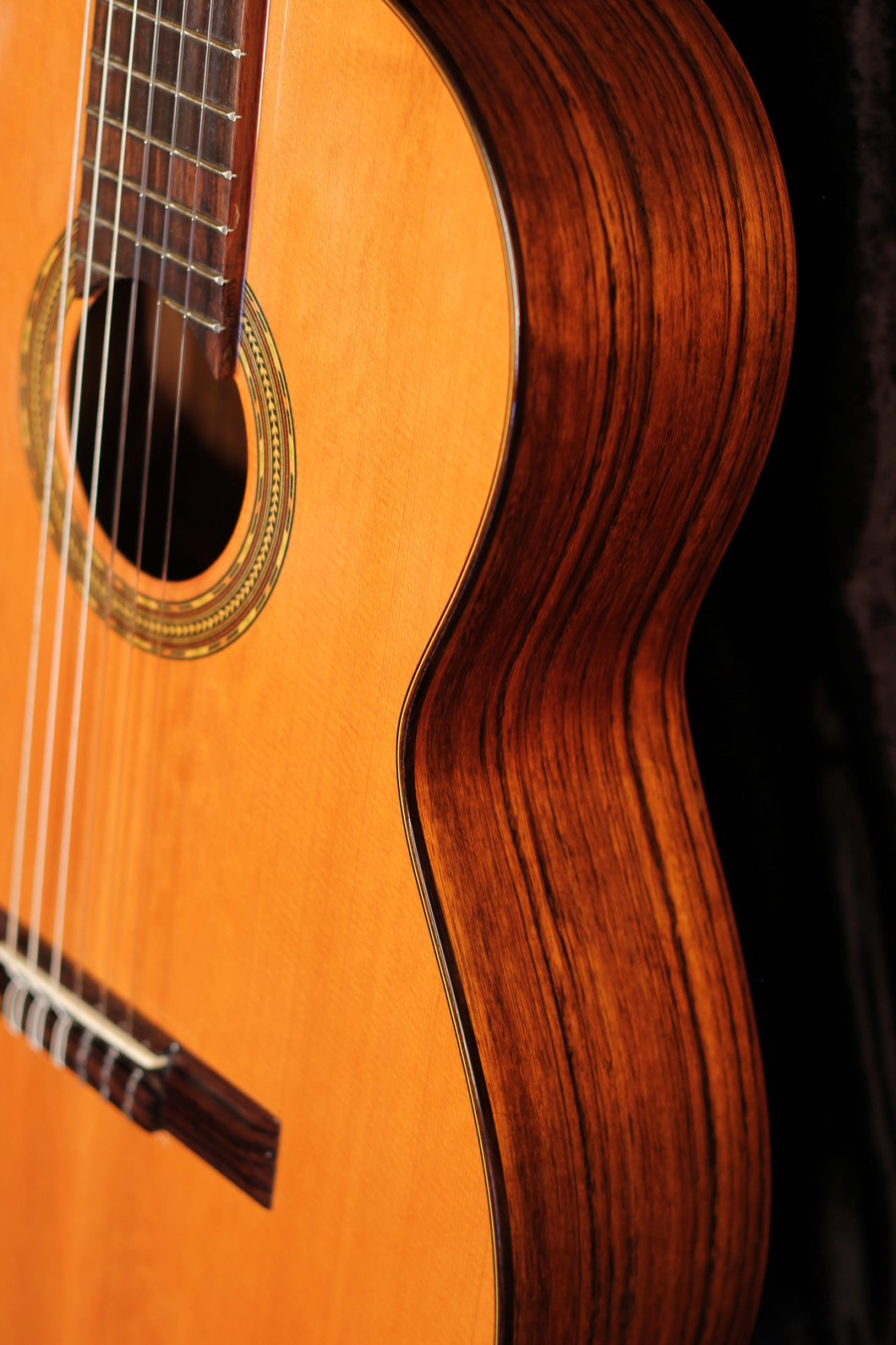 Francisco Esteve / 4-STE (Cedar) / Classical Guitar