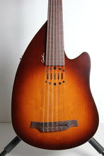 Load image into Gallery viewer, Godin / Encore Inuk Steel SG / Electro-Acoustic Fretted Oud