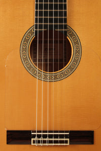 Francisco Esteve / 9-F (Blanca) / Flamenco Guitar