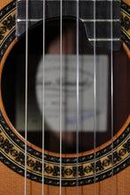 Load image into Gallery viewer, Juan Hernandez / Maestro (Cedar) (Blem) / Classical Guitar