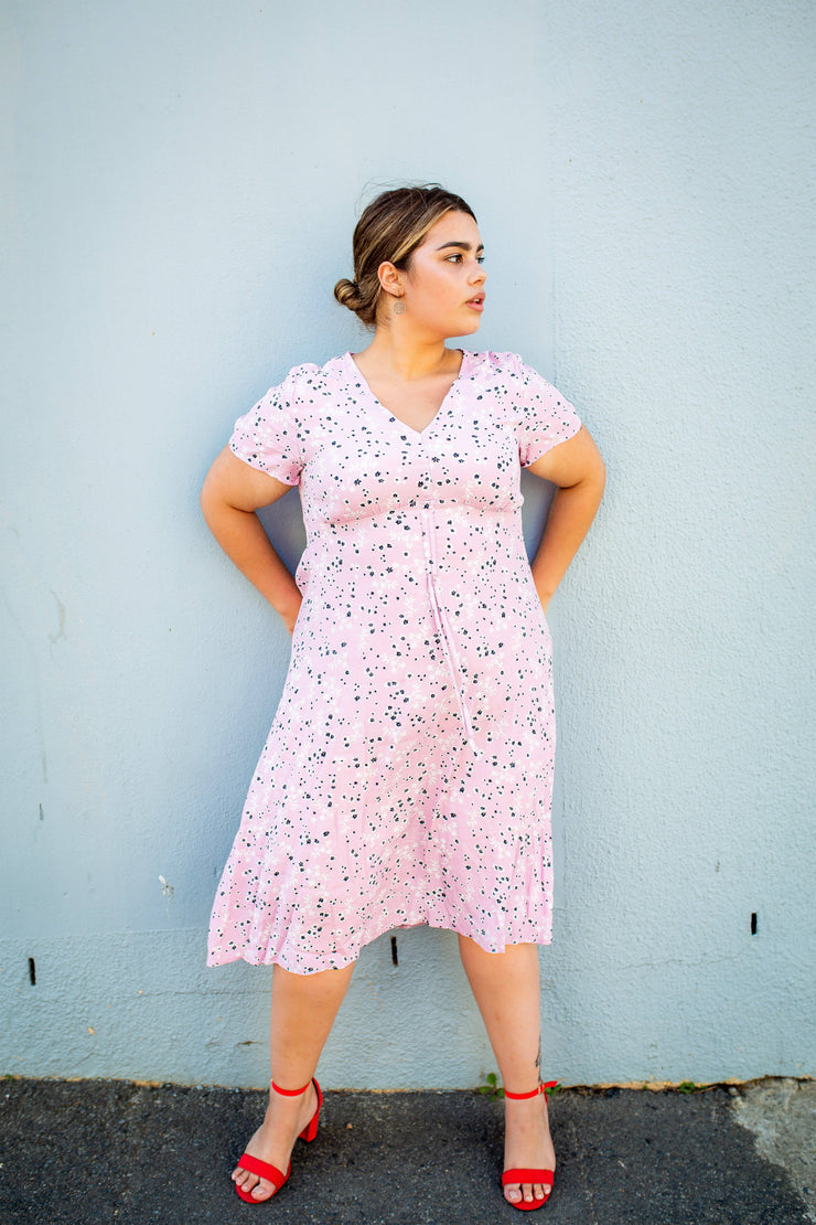 Cotton On Pink Maxi Dress