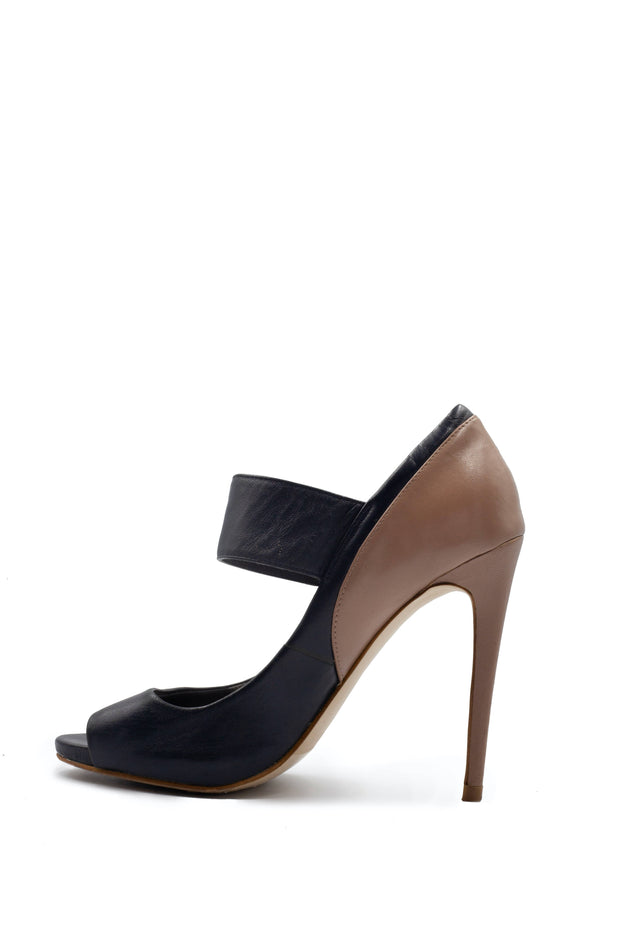 Zara colour block heel - Wisi-Oi