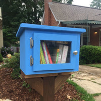 Smaller Library /  Neighborhood Exchange / Little Pantry / Blessing Box
