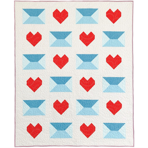 Love Mail PDF Pattern