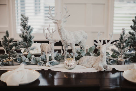 Winter Wonderland Tablescape Collection