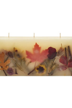 Brick Botanical Candle - Pumpkin Cardamom