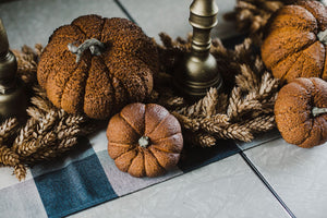Fall for Autumn, Pumpkin Tablescape