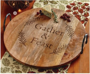 Gather & Feast Serving Tray