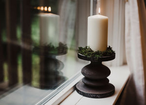 Weather Candle Holders