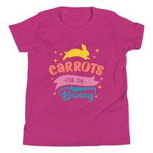 Load image into Gallery viewer, Youth Carrots for the Bunny T-Shirt