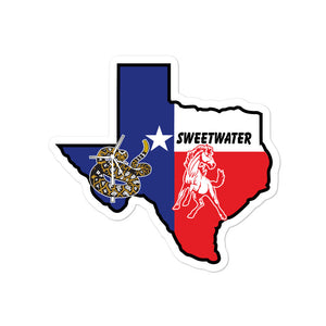 Sweetwater Texas Stickers