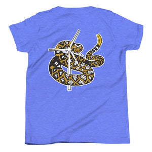 Youth Rattlesnake and Wind T-Shirt